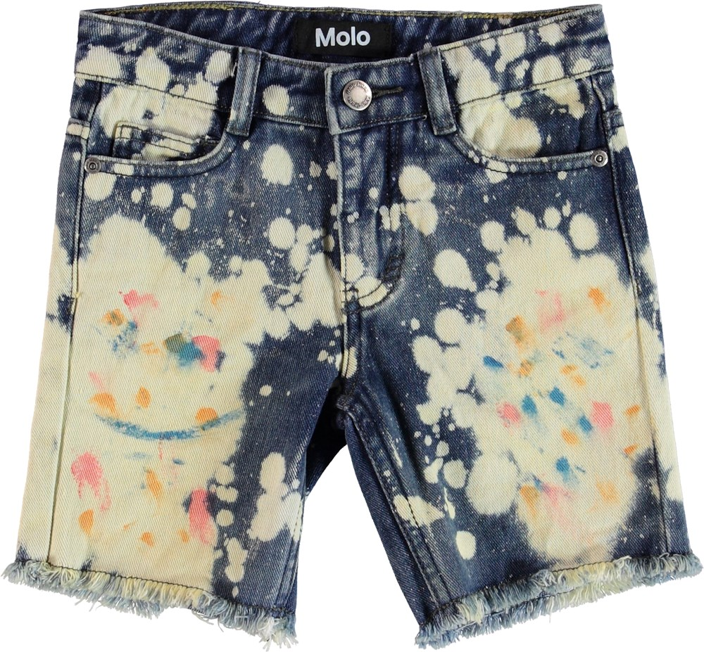 Alons - Paint Splat - Shorts - Ter