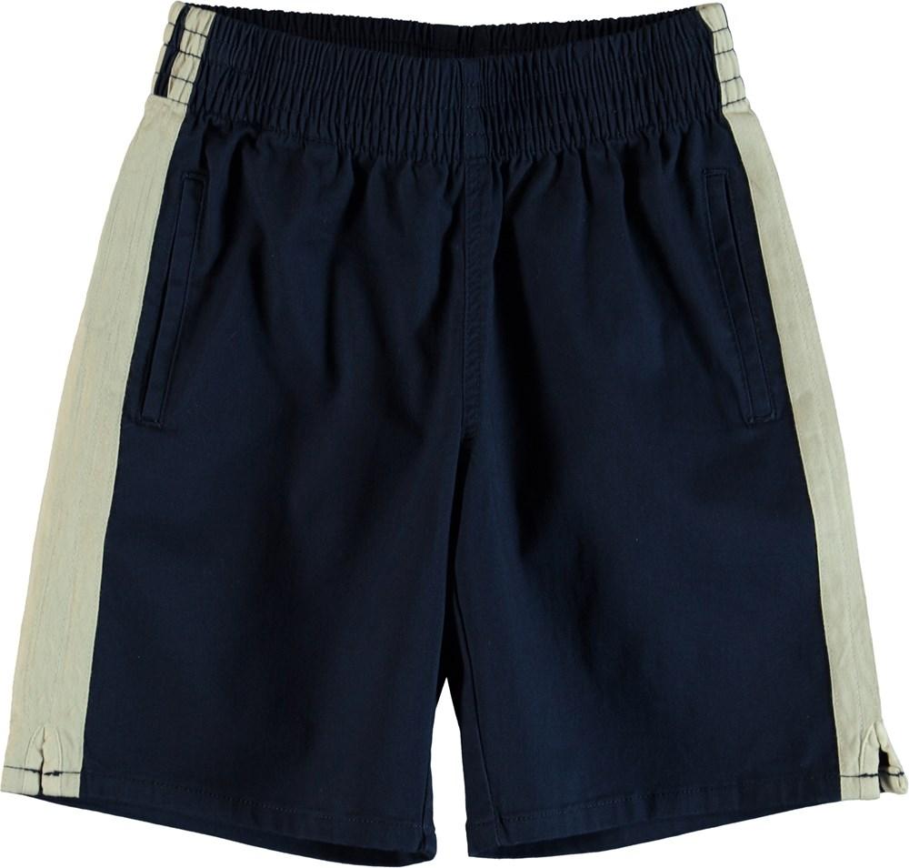 Anchor - Sailor - Shorts - Blue