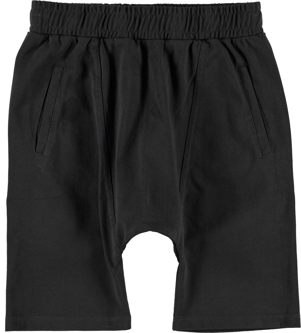 Anders - Pirate Black - Shorts - Pirate Black
