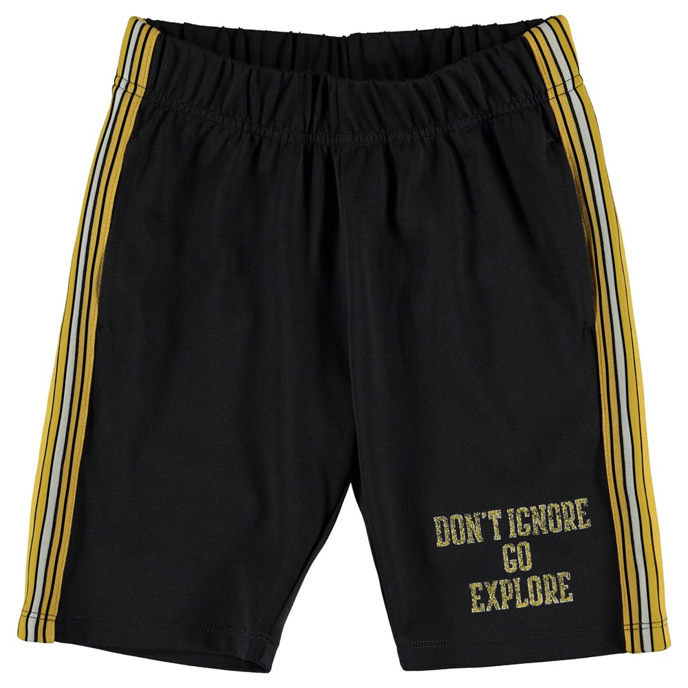 Ari - Pirate Black - Shorts - Pirate Black