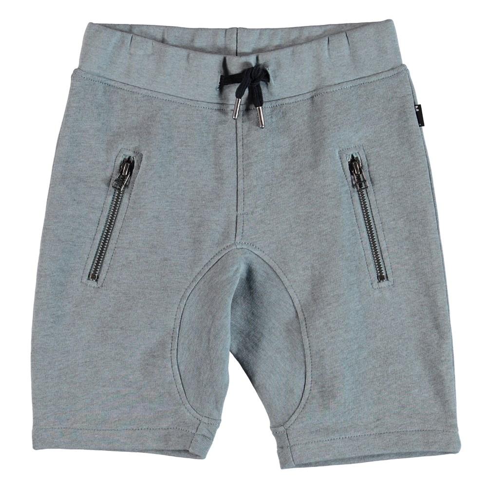 Ashtonshort - Blue Smoke - Shorts - Blue Smoke