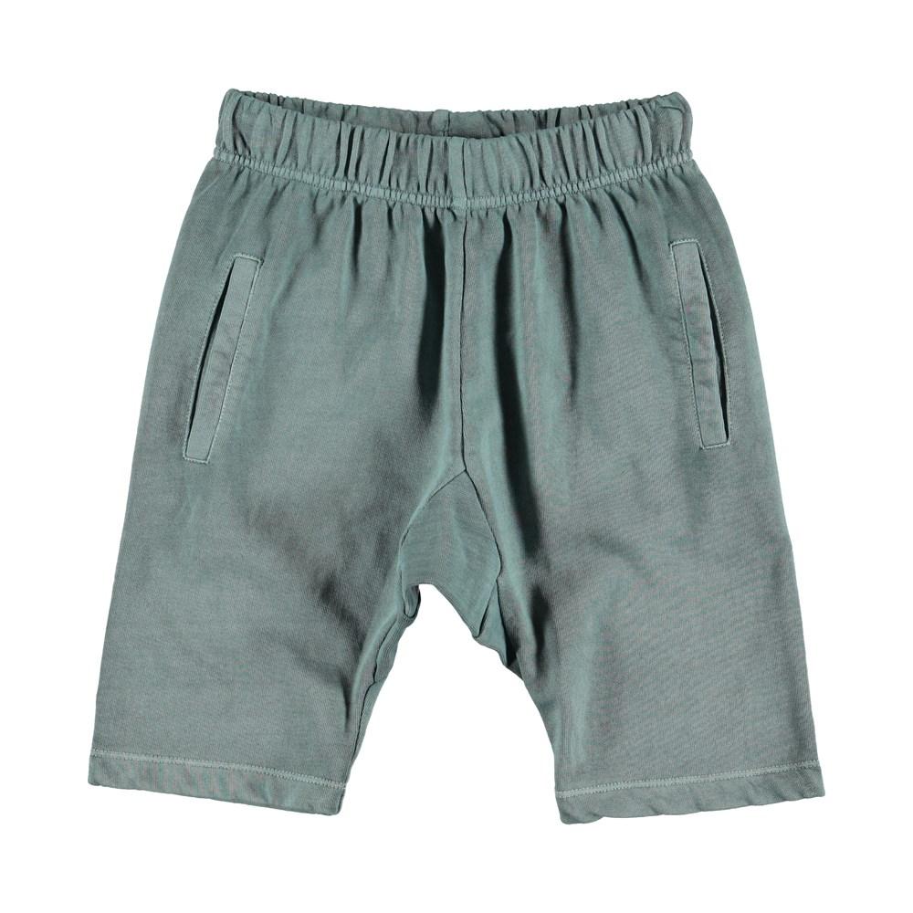 Awobido - Blue Smoke - Shorts - Blue Smoke