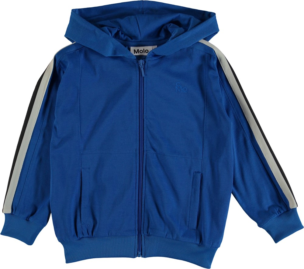 Maccan - A_I_ Blue - Hoodie