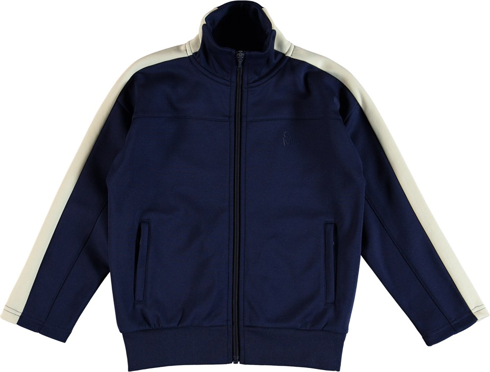 Maco - Sailor - Tracksuit Jacket - Blue