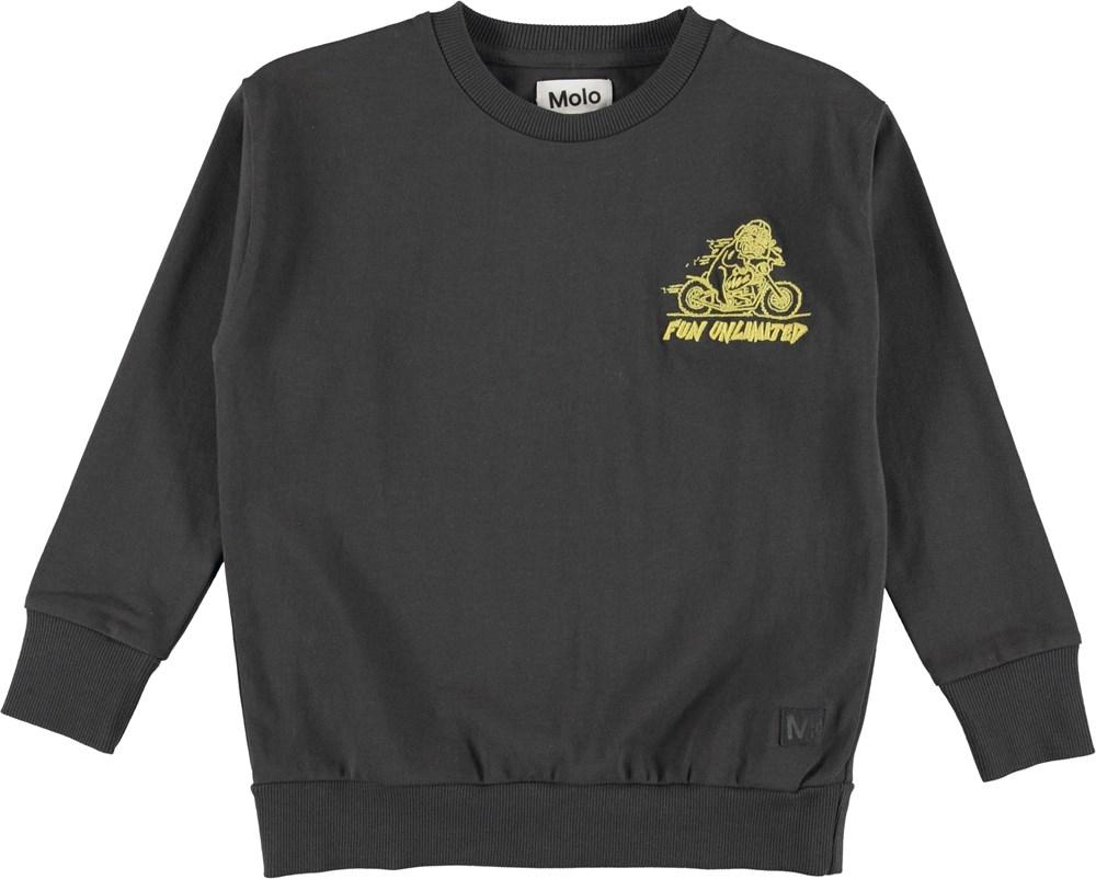 Madsim - Pirate Black - Madism Sweater