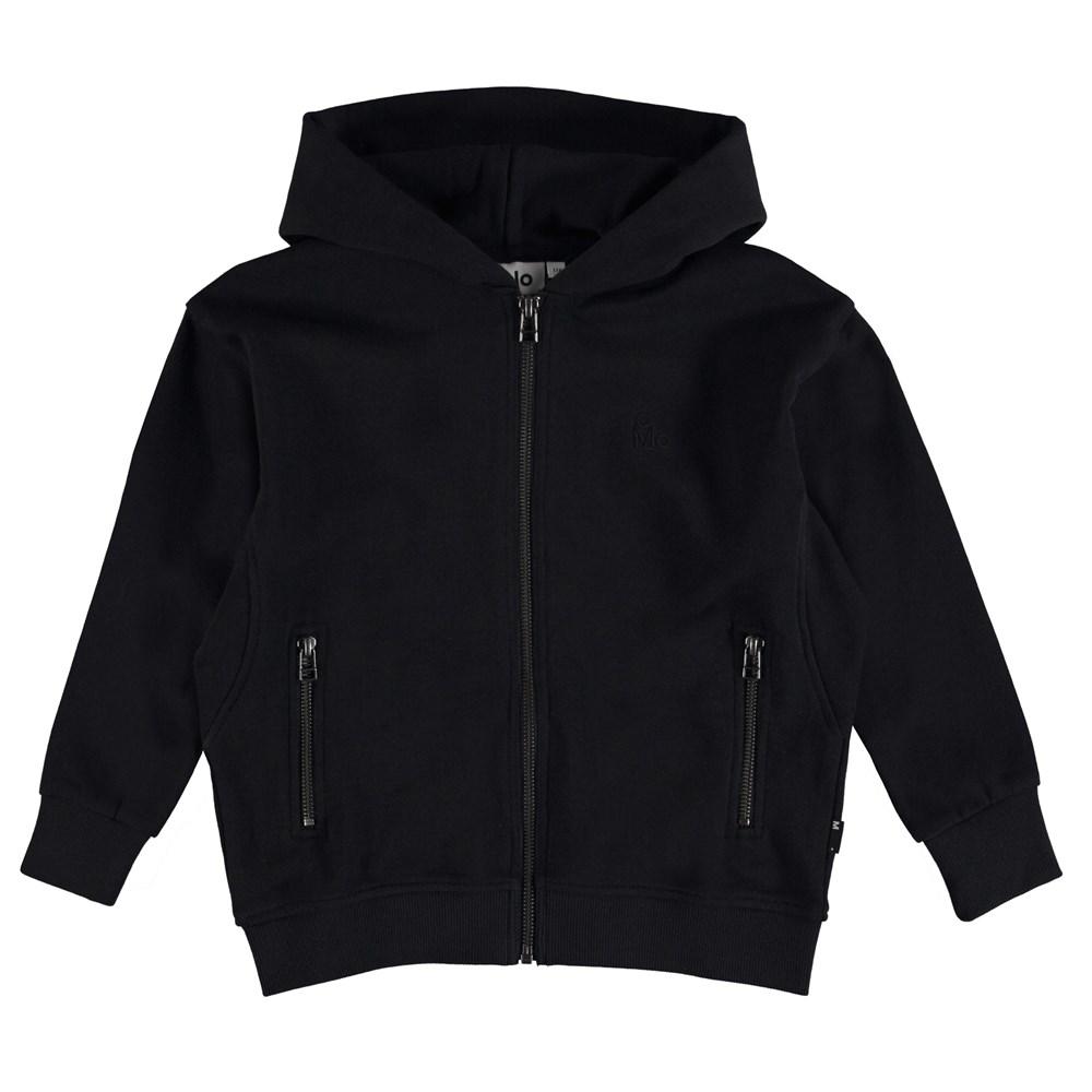Mash - Black - Black hoodie
