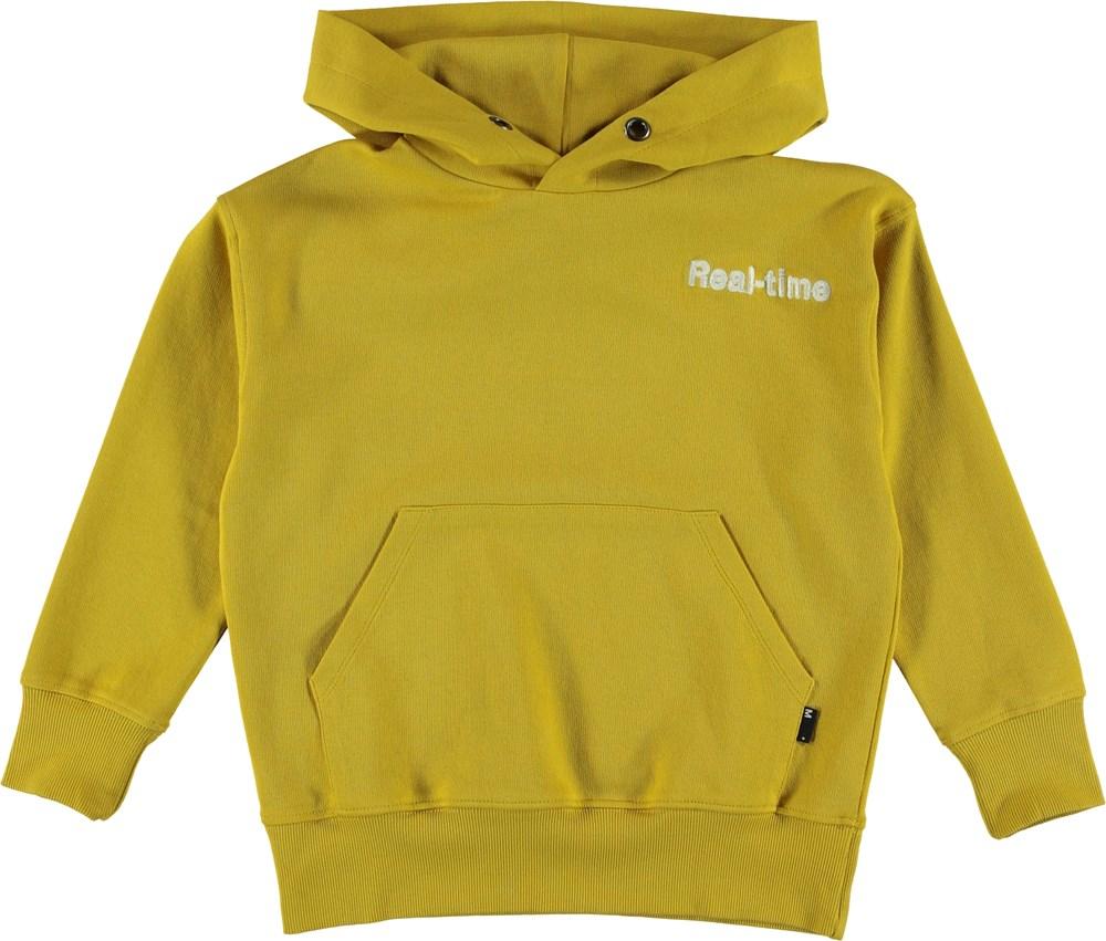 Meq - Cadmium Yellow - Hoodie