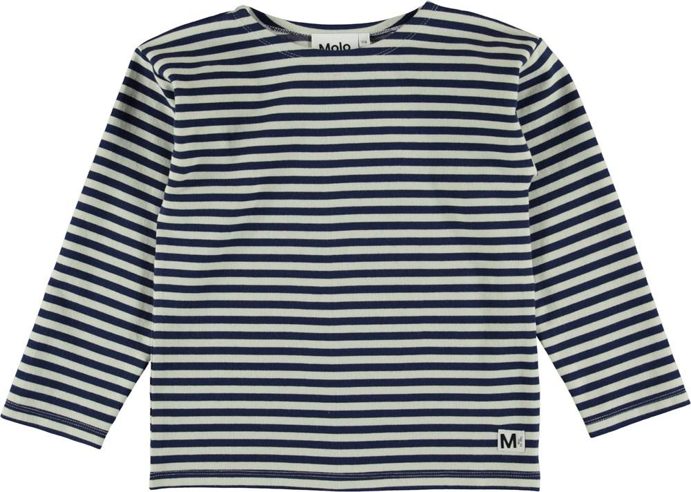 Milder - Narrow Stripe - Sweater