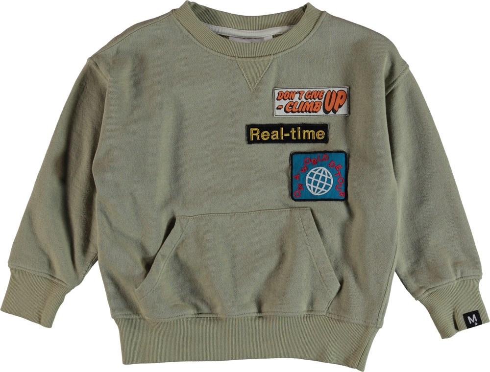 Moore - Sand - Sweater - True