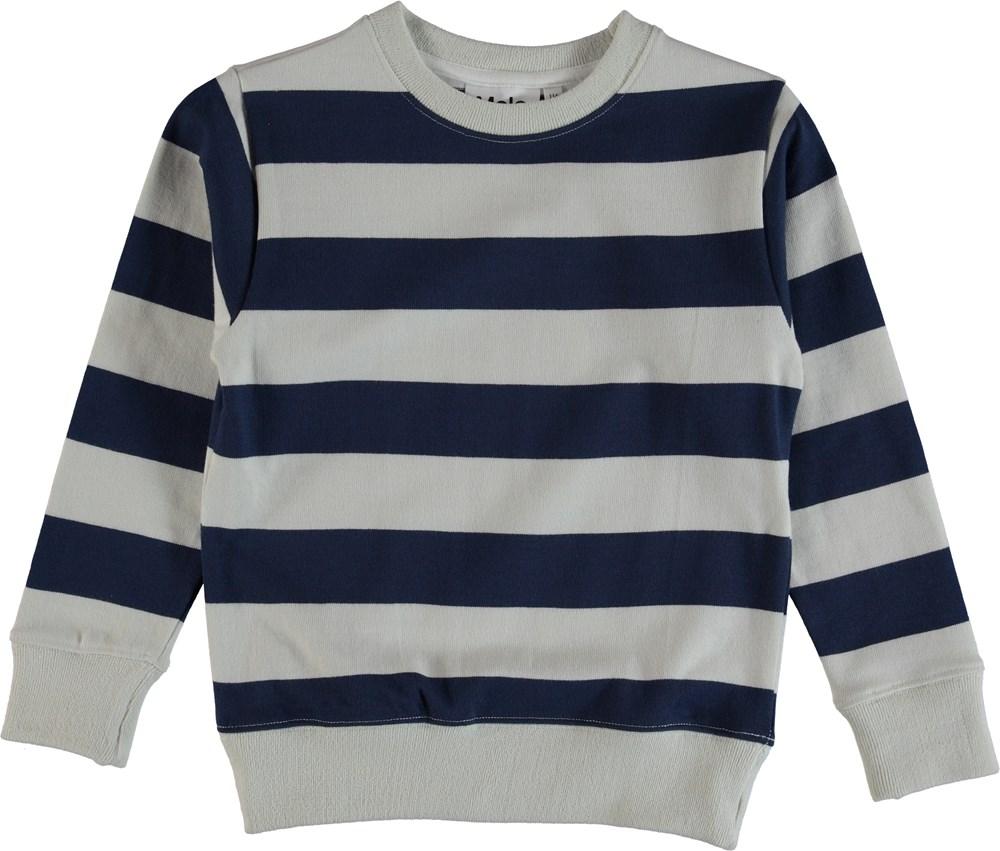 Mortimer - Infinity Stripe - Sweater - Infinity Stripe