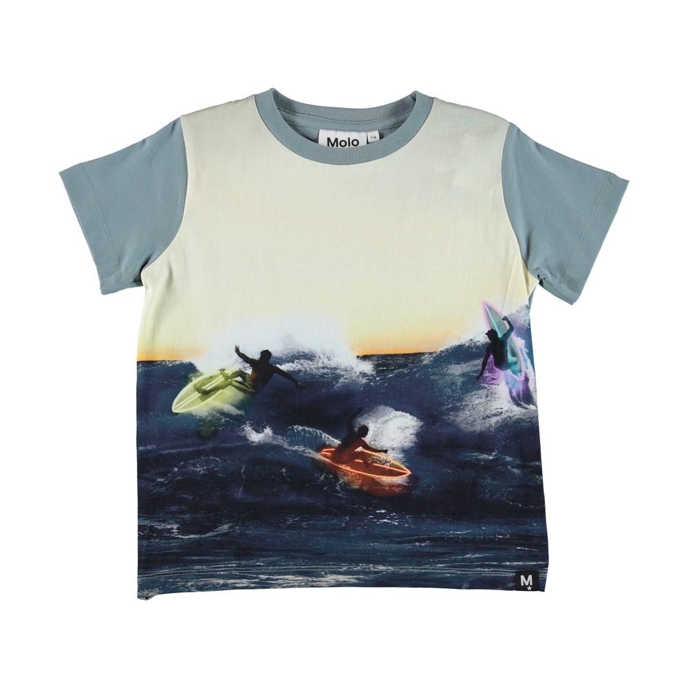 Raddix - Night Surf - T-Shirt