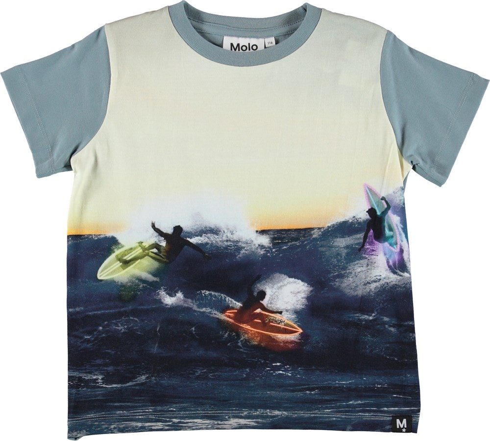 Raddix - Night Surf - T-Shirt