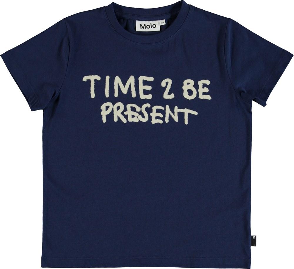 Raddix - Sailor - T-Shirt - Blue