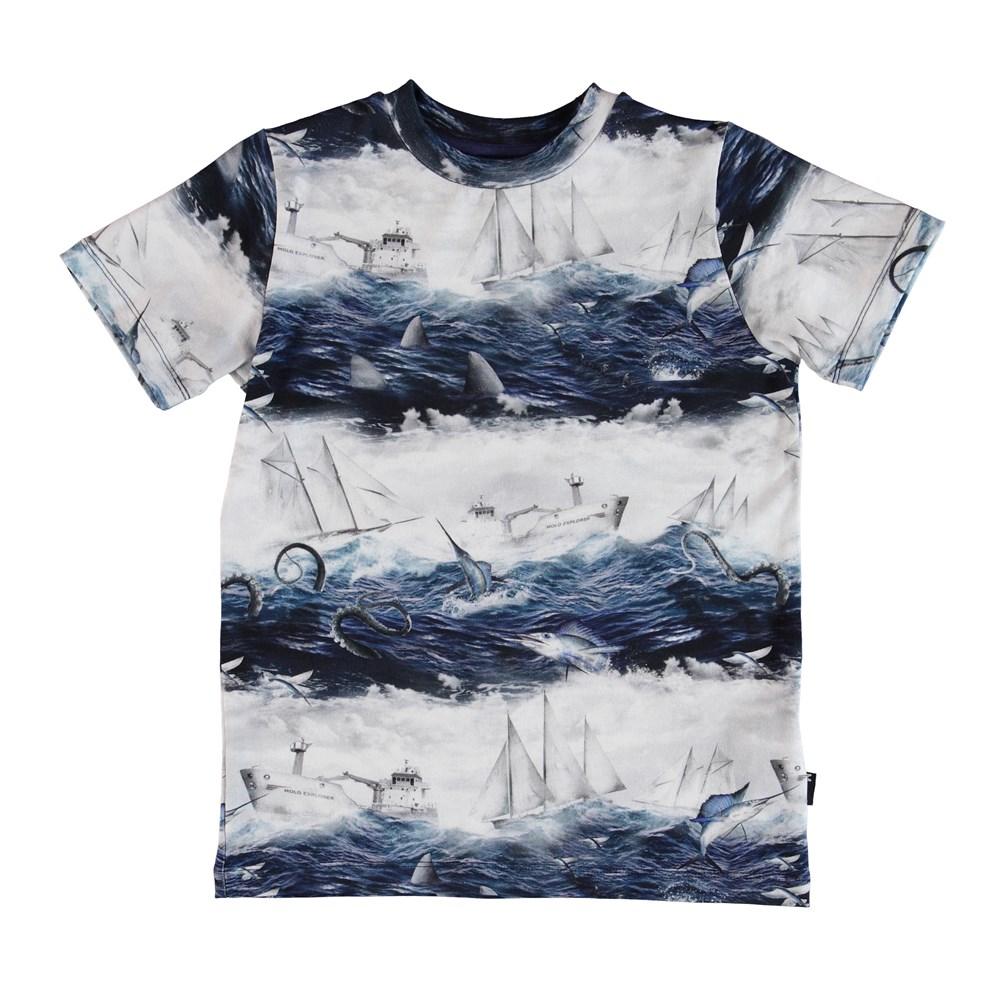 Ralphie - Sailor Stripe - T-Shirt Sailor Stripe