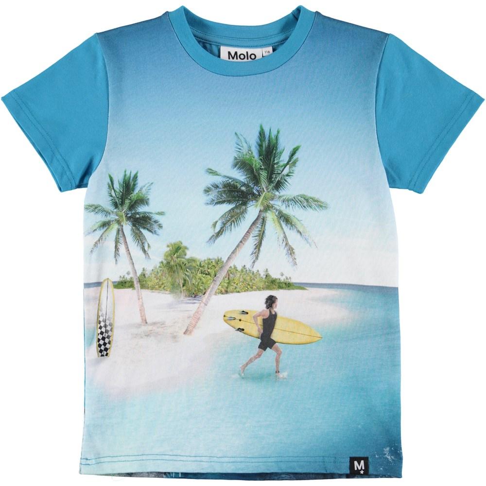 Raven - Surf Surprice - T-Shirt