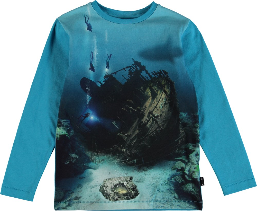 Rexol - Shipwreck - Top