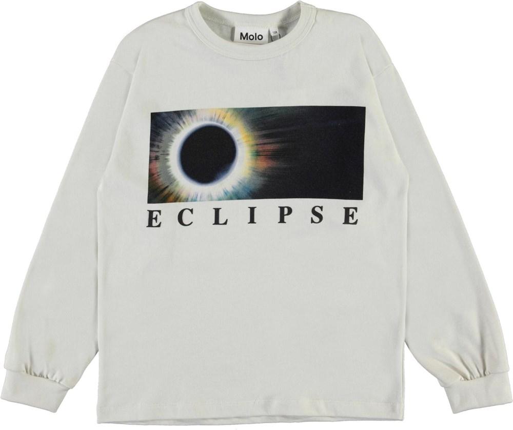 Rin - Eclipse - Organic eclipse top