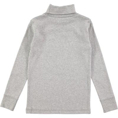 e42b0c83436e Click to zoom. Rip - Grey Melange - Light grey, high neck ...