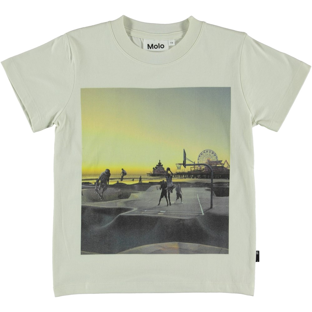 Road - Endless Summers - T-Shirt Endless Summer - White