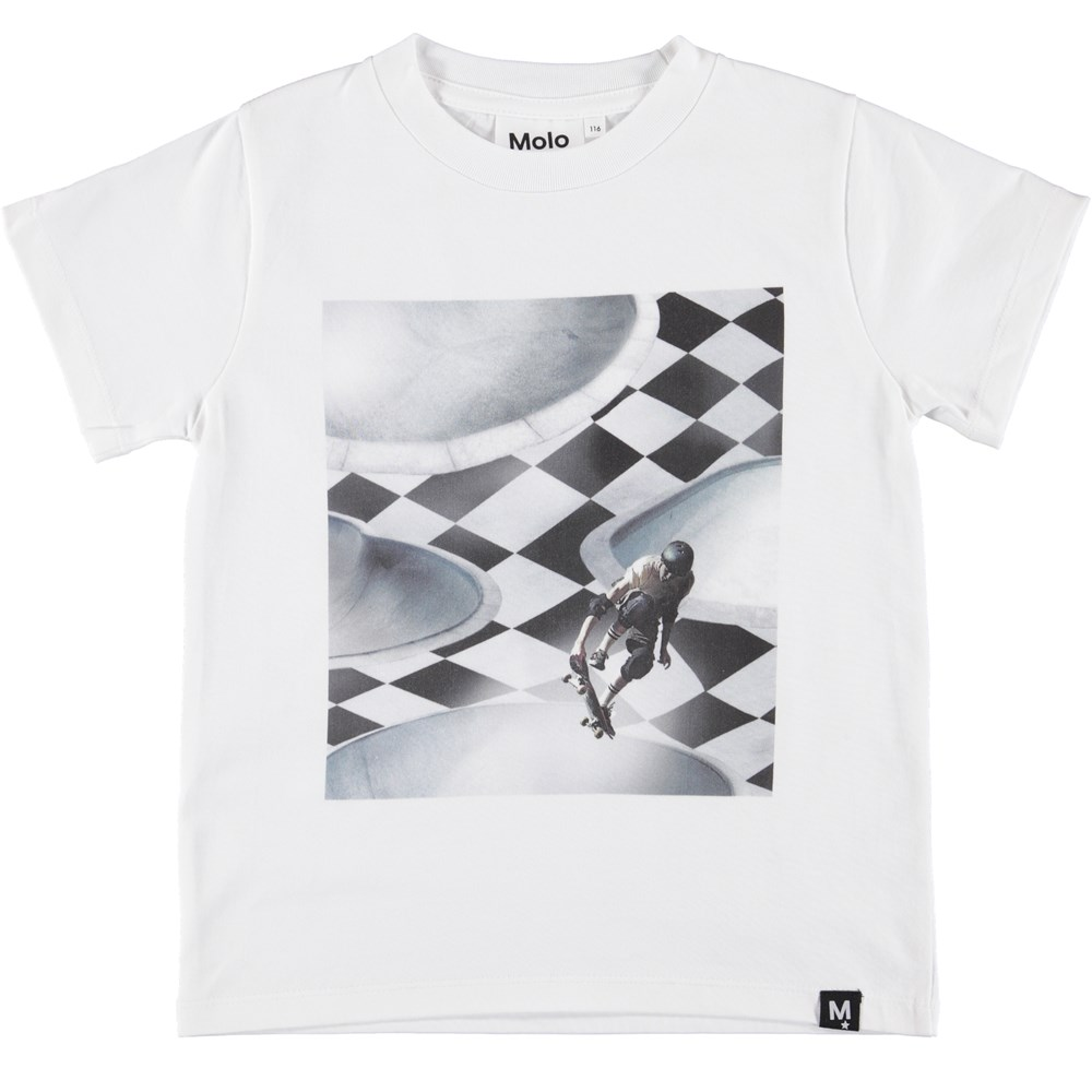 Road - Skate Check Solo - T-Shirt