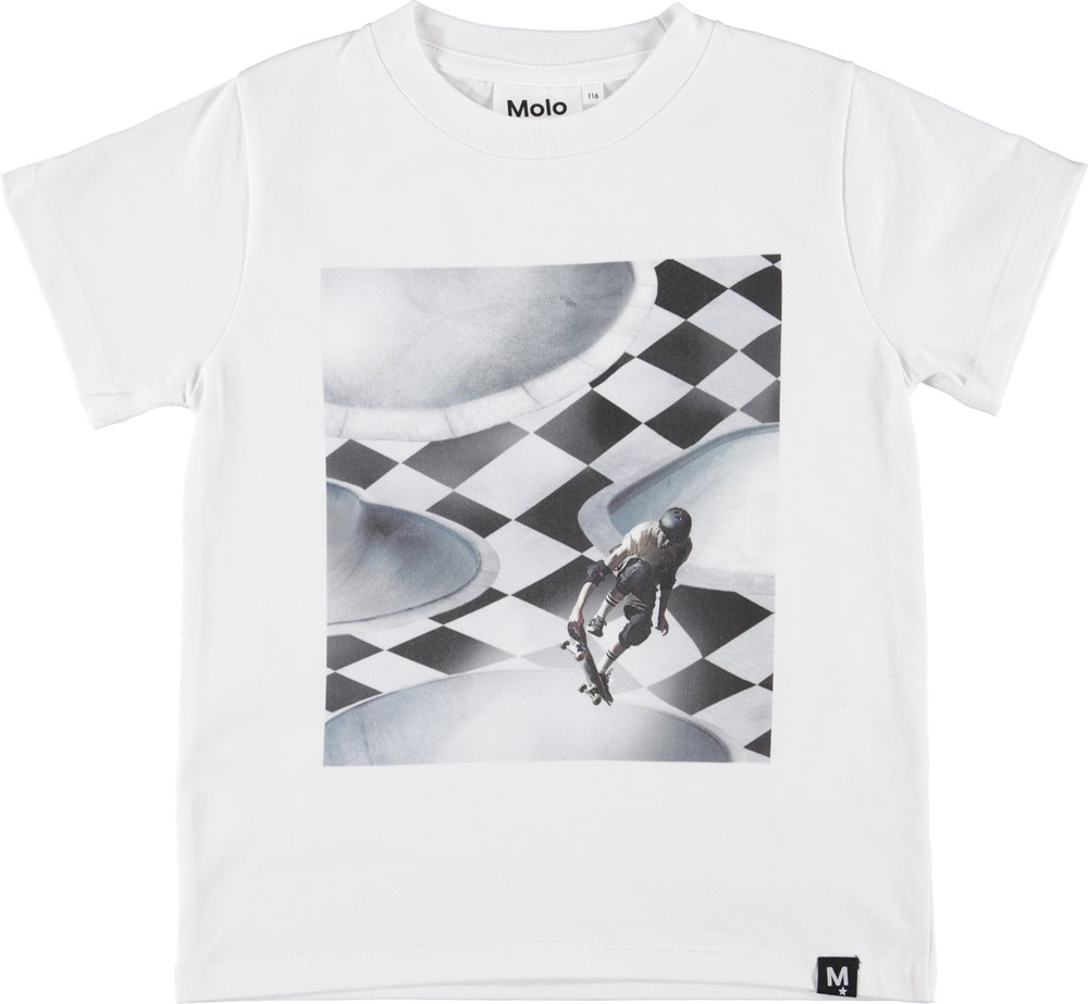 Road - Skate Check Solo - T-Shirt