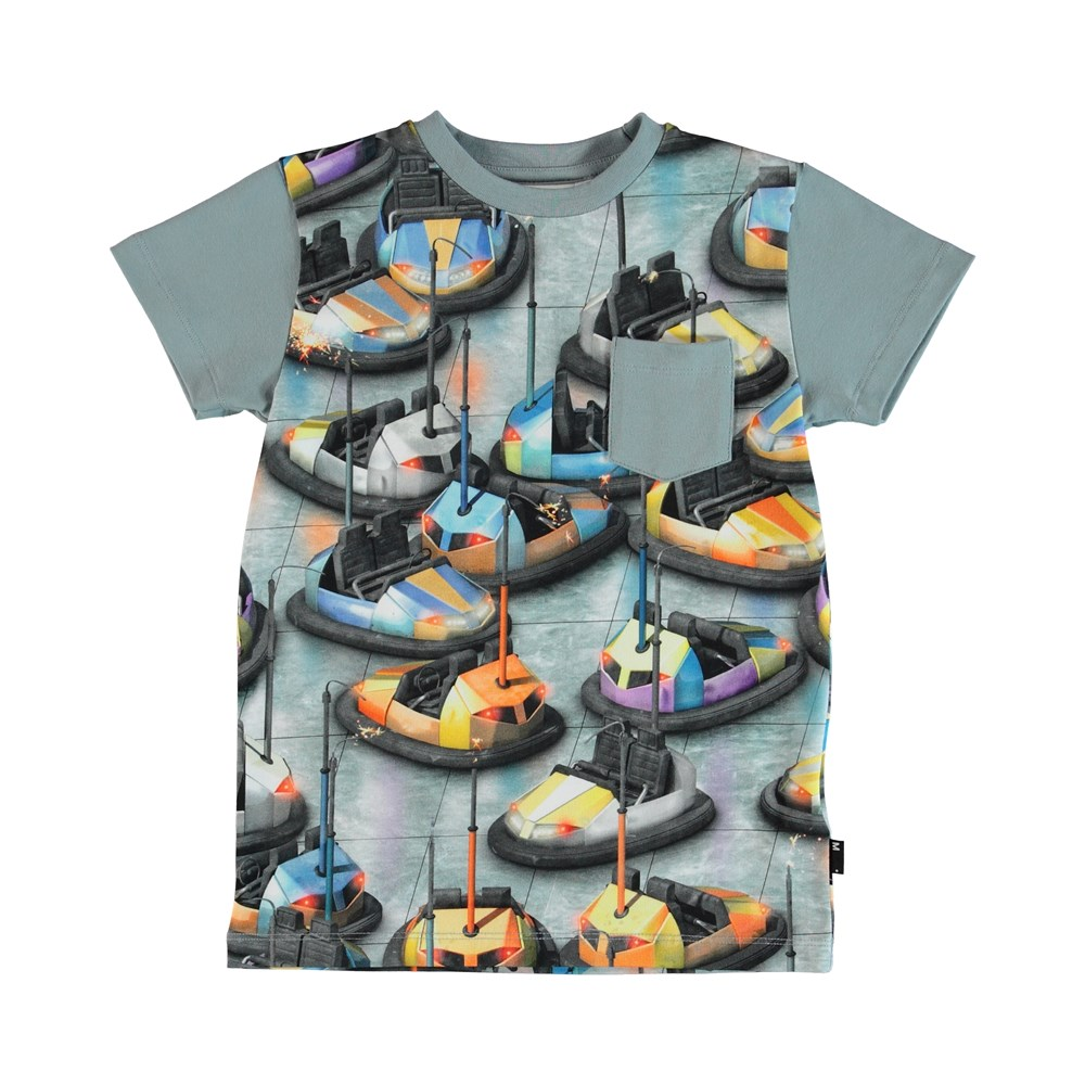 Roman - Bumper Car - T-Shirt