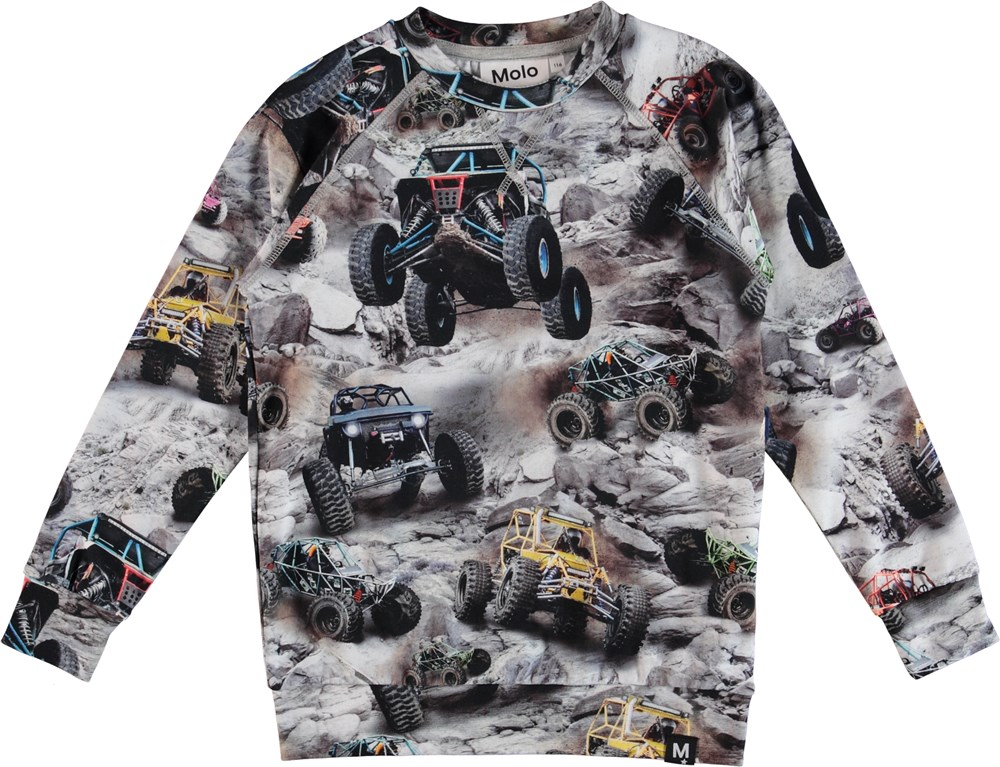 Romeo - Offroad Buggy - Top