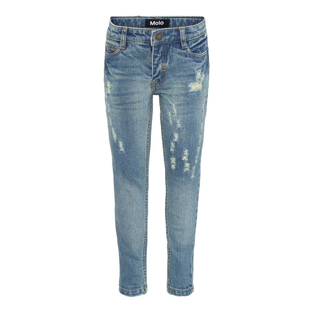 Aksel - Hv_Washed Denim - Jeans - Hv. Washed Denim