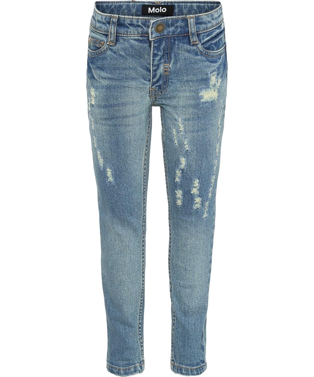Aksel - Hv_Washed Denim - Jeans - Hv. Washed Denim