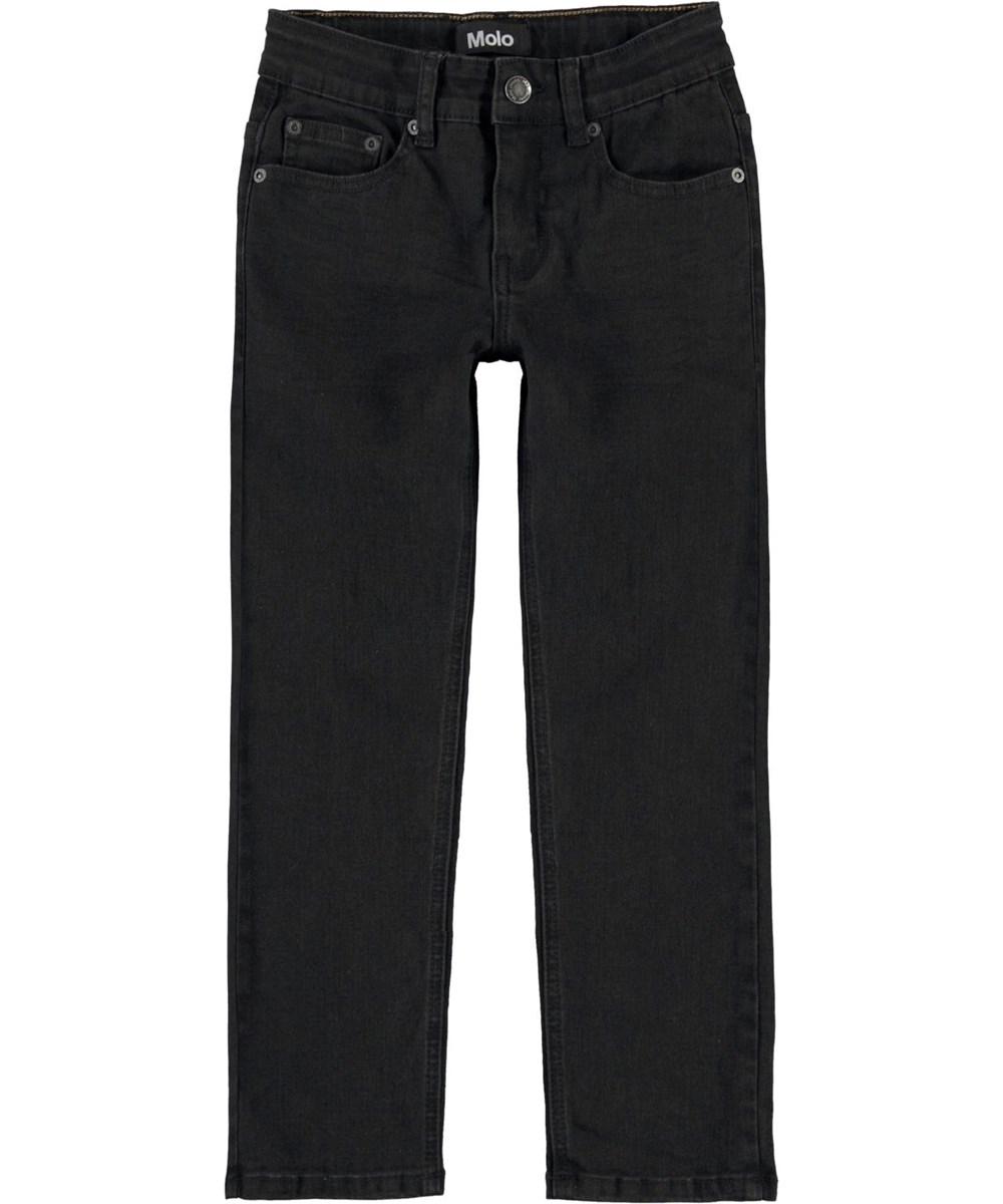 Alon - Black - Sorte denim jeans
