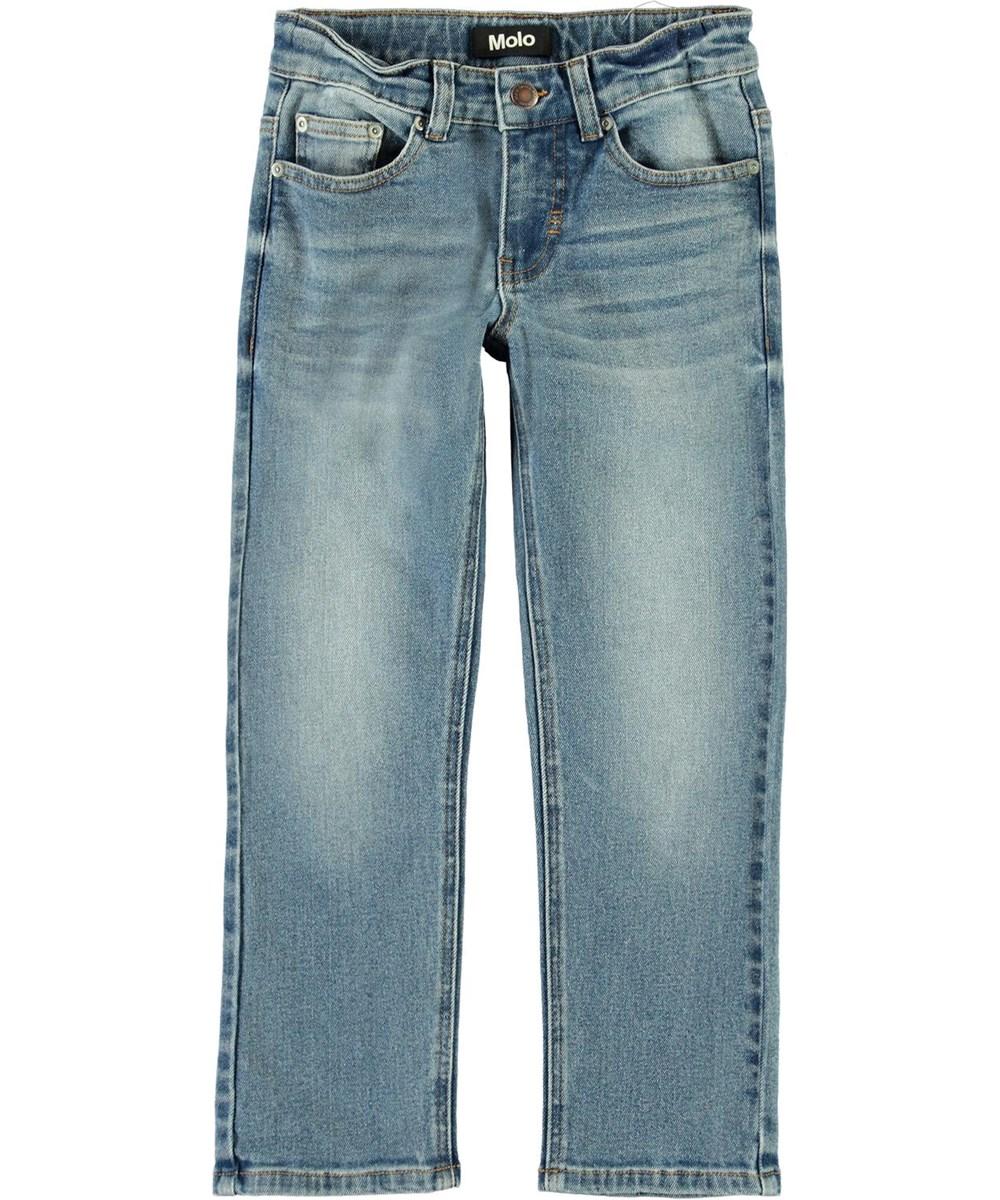 Alon - Vintage Denim - Blå denim jeans