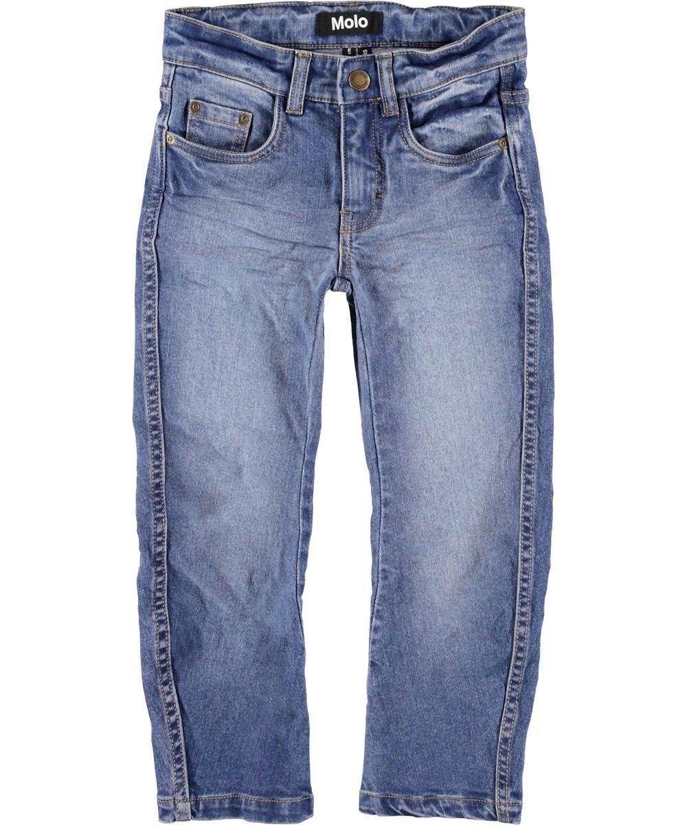 Alonso - Heavy Blast - Blå baggy jeans.