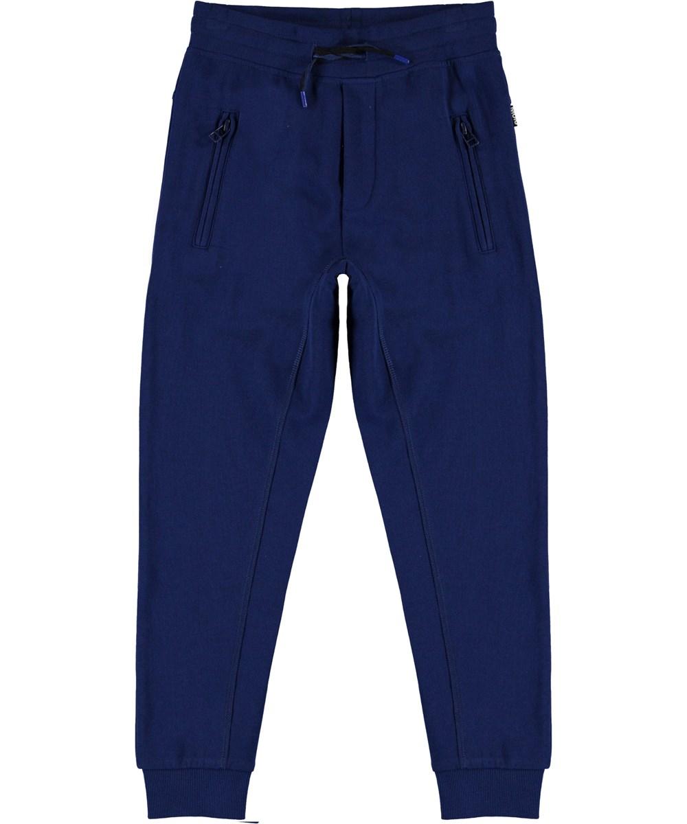 Ash - Ink Blue - Blå sweatpants