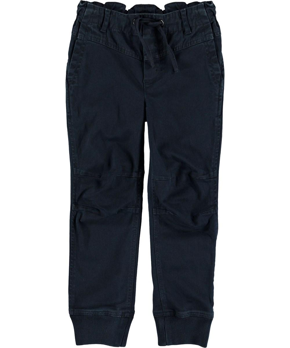 Atlan - Carbon - Blå bukser.