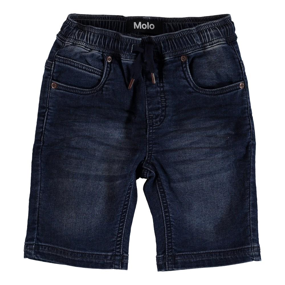 Ali - Charcoal Blue - Shorts