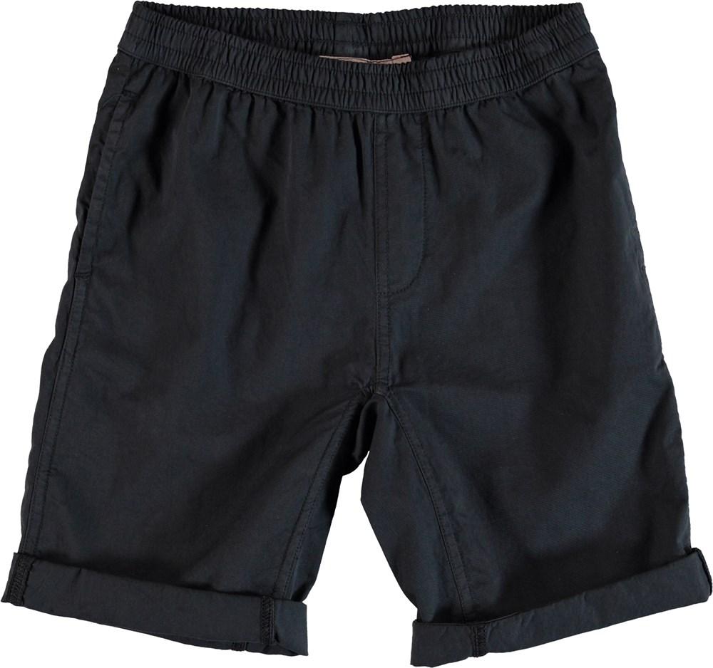 Anox - Dark Navy - Shorts - Dark Navy Mørkeblå