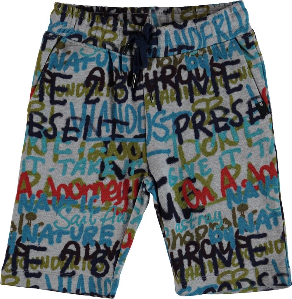 Arnt - Tags - Shorts