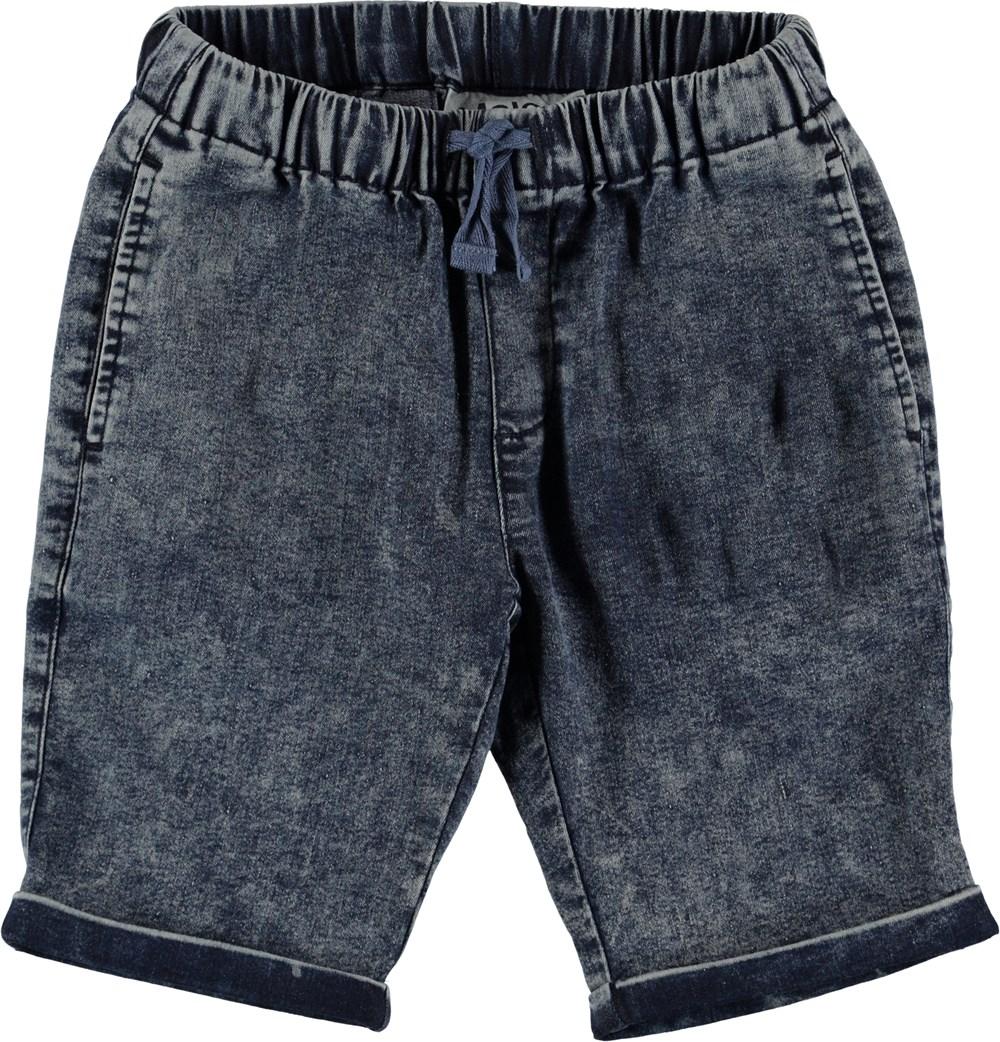 Artis - Blue Marled - Shorts