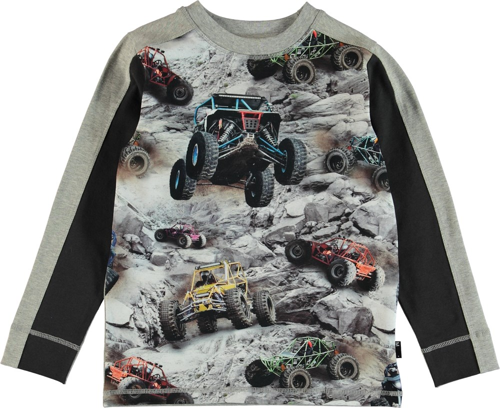 Raso - Offroad Buggy - T-Shirt