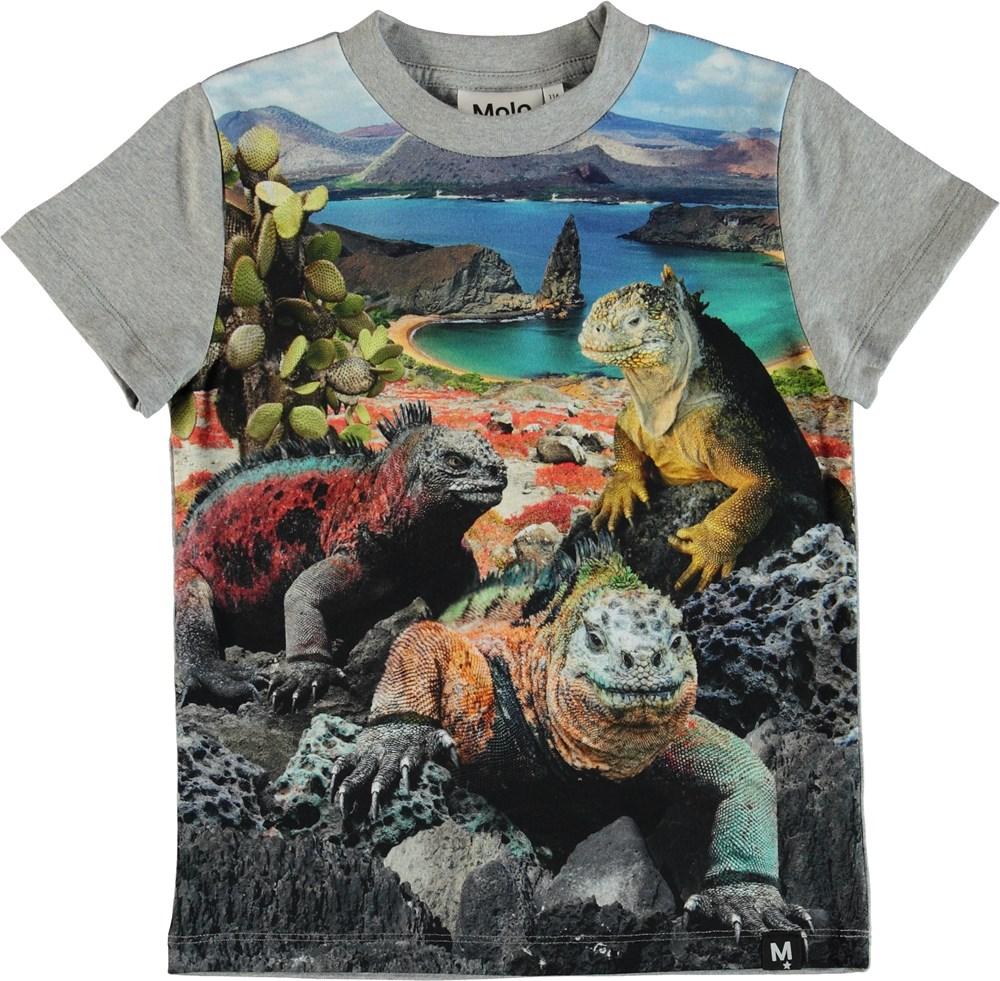 Raymont - Galapagos - T-Shirt
