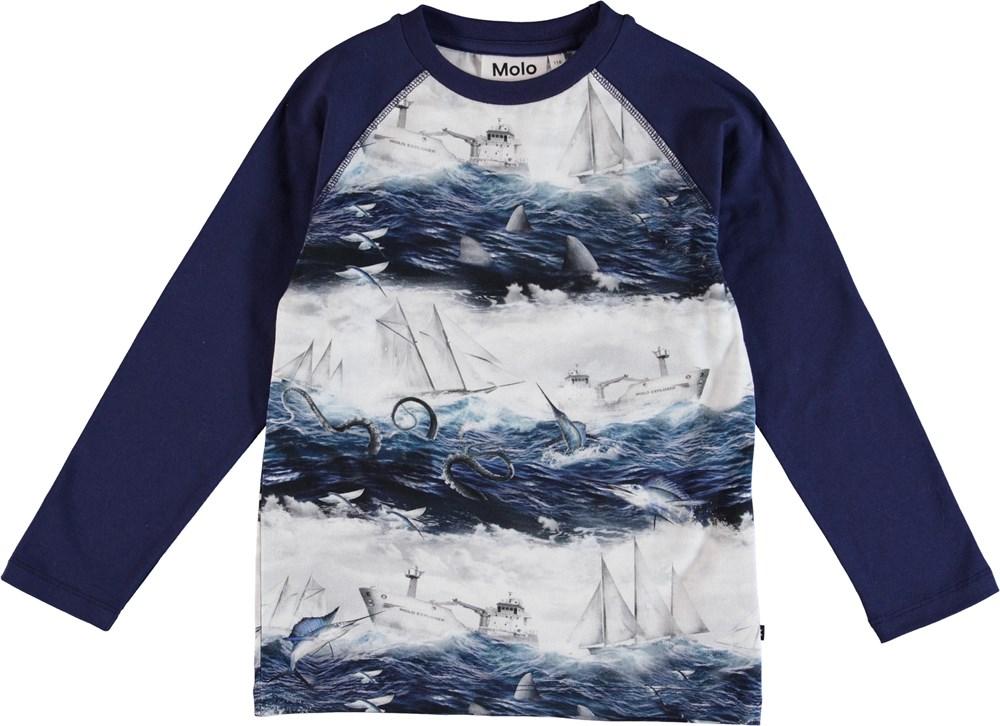 Remington - Sailor Stripe - Bluse
