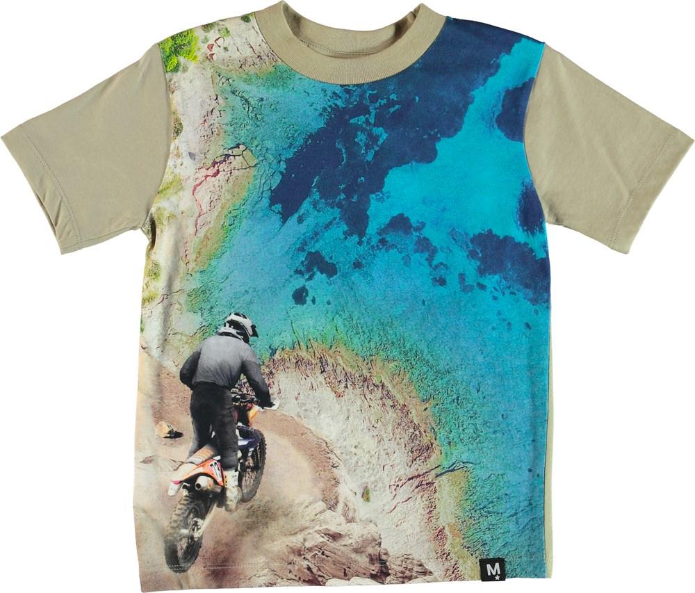 Rezin - Coast - T-Shirt