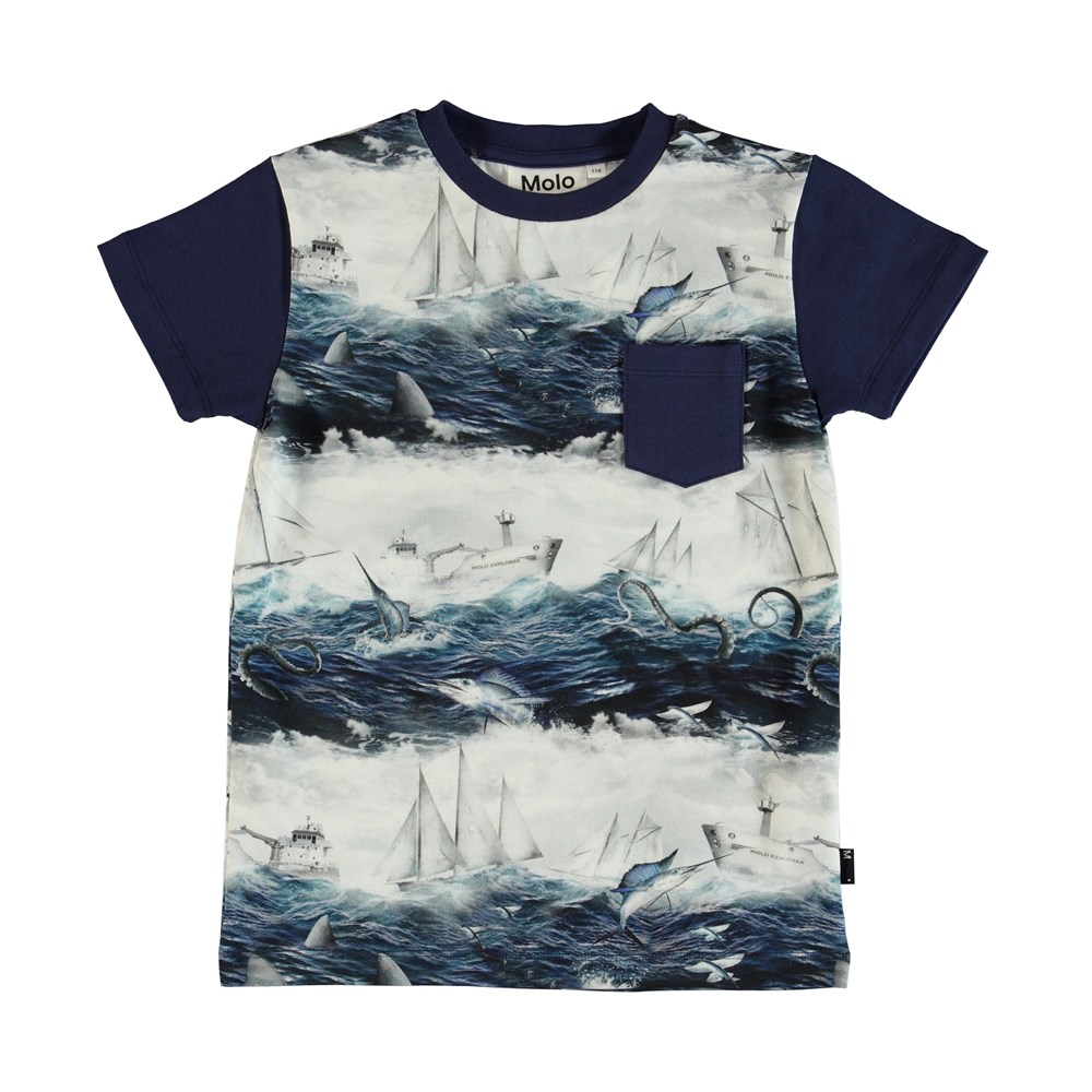 Roman - Sailor Stripe - T-Shirt Sailor Stripe