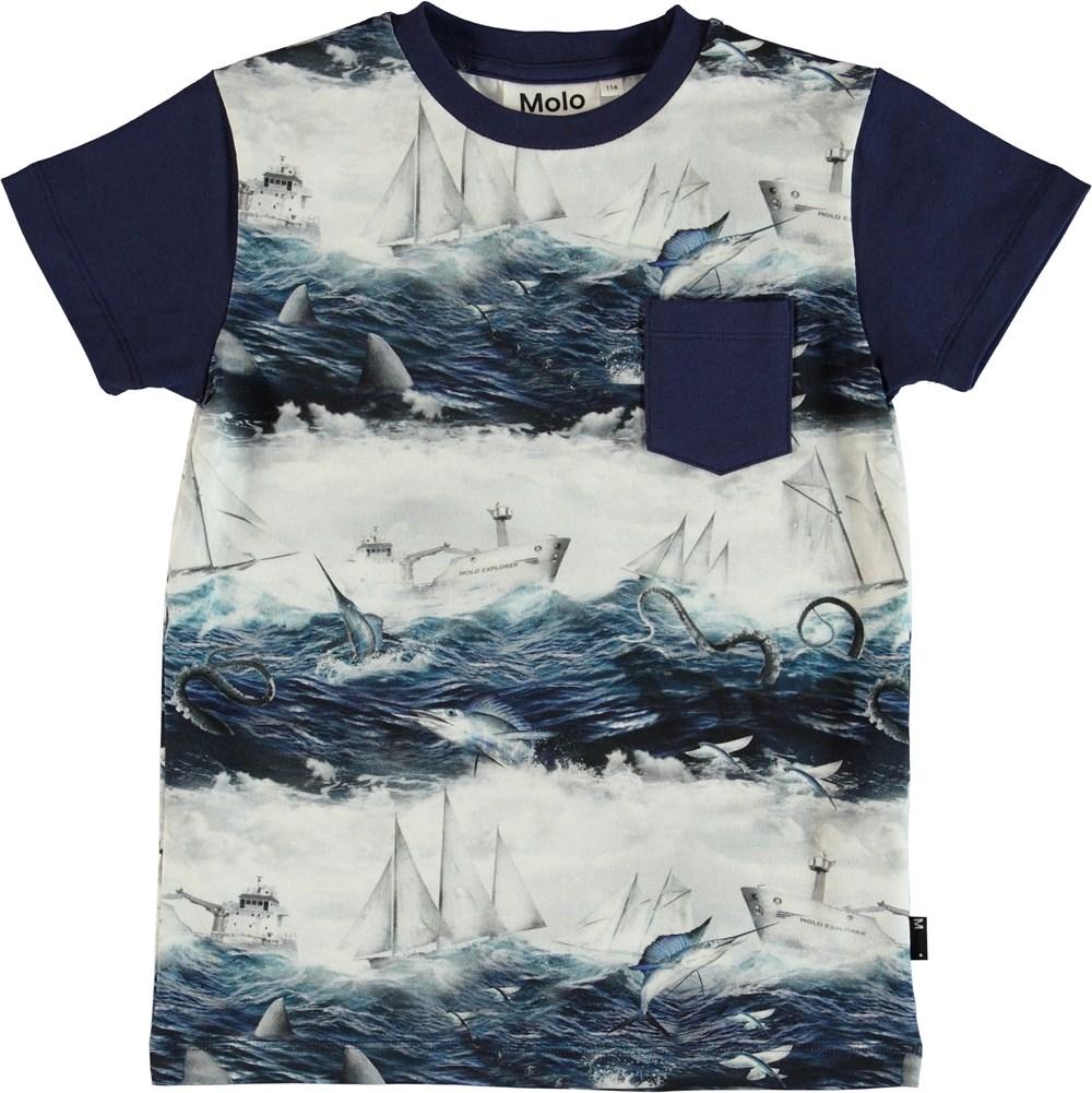 Roman - Sailor Stripe - T-Shirt Sailor Stripe