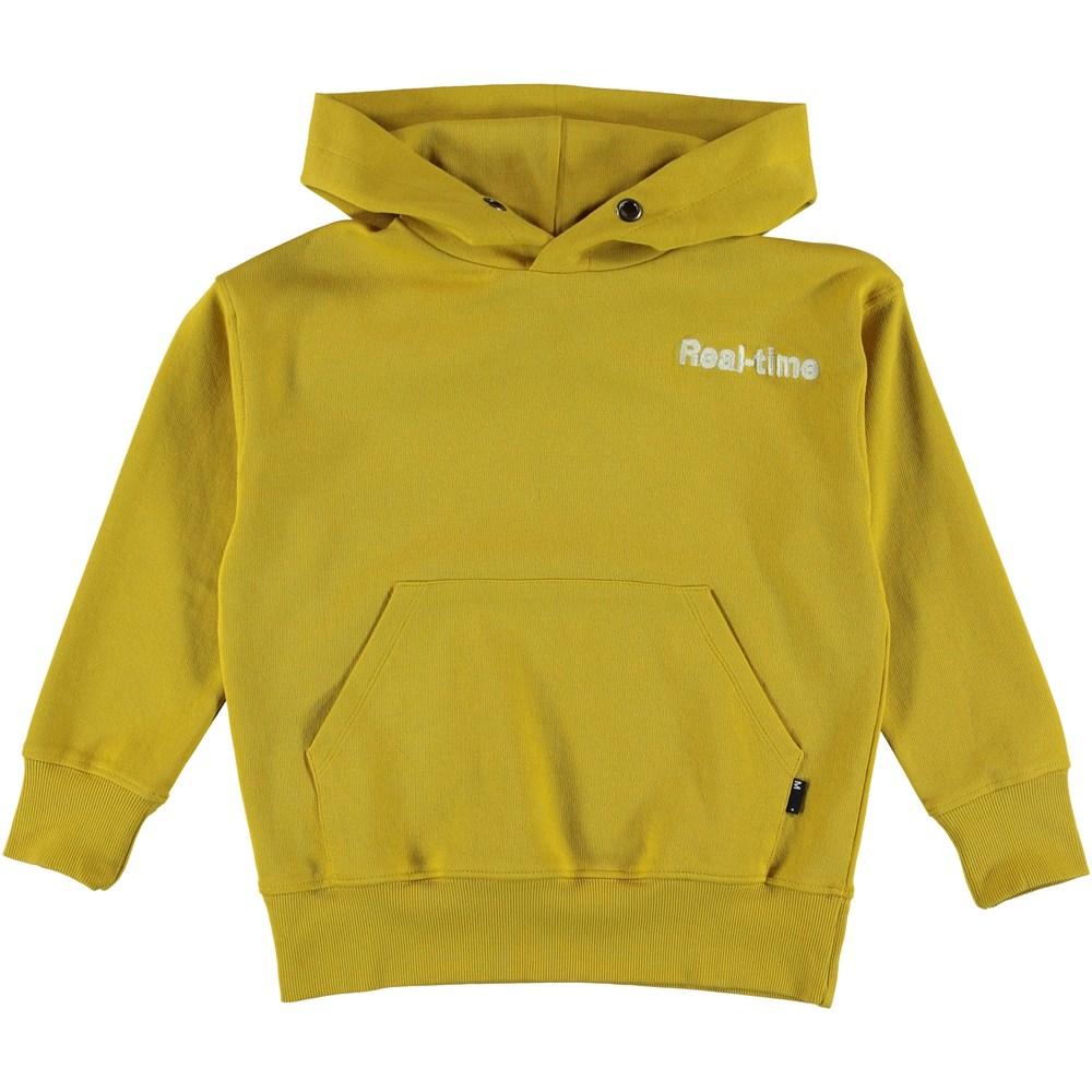 Meq - Cadmium Yellow - Hættetrøje