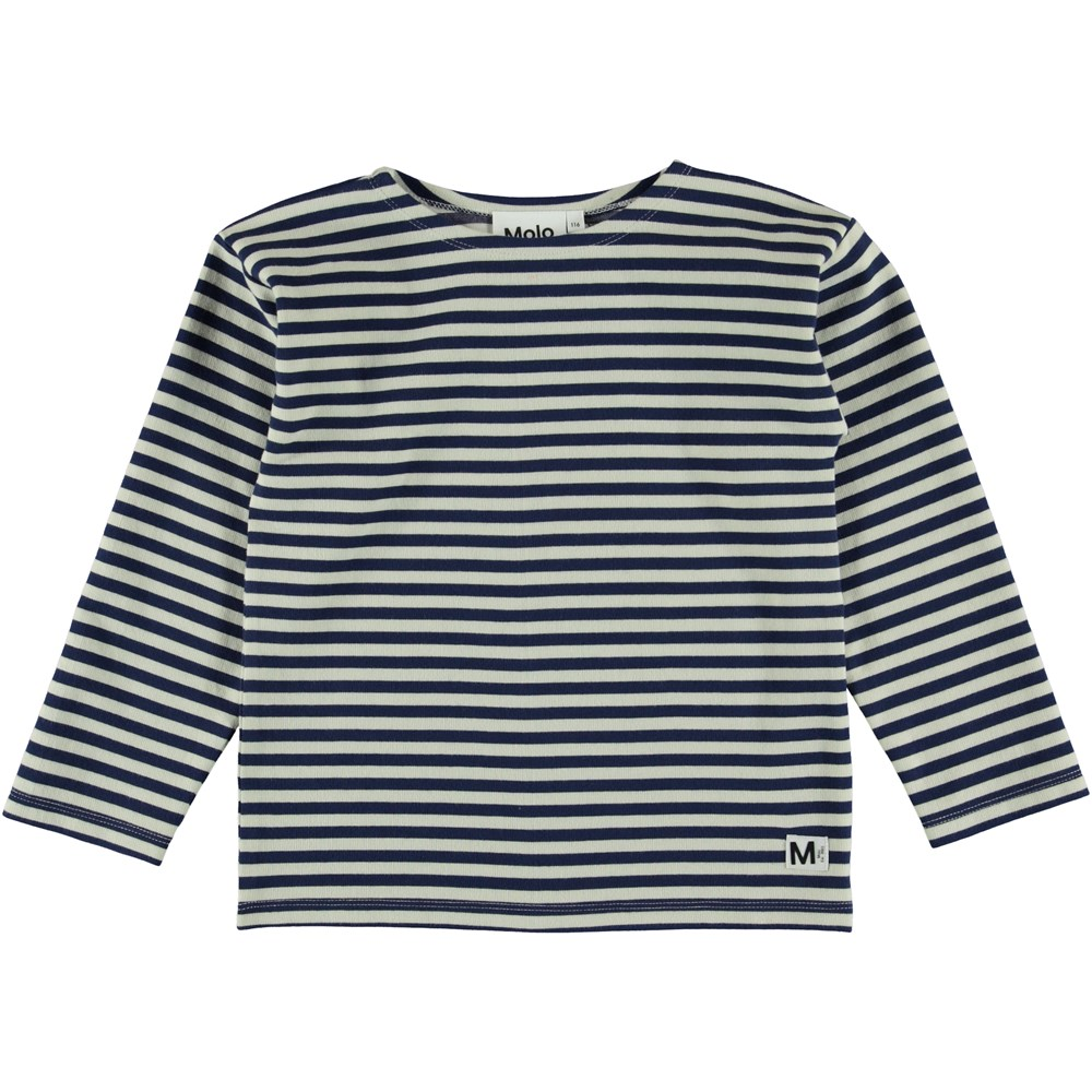 Milder - Narrow Stripe - Sweater