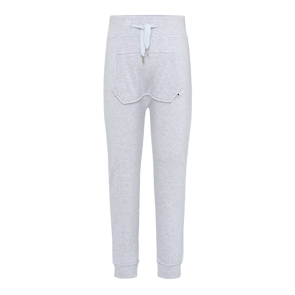 Aliki - Purple Tint Melange - Sweatpants