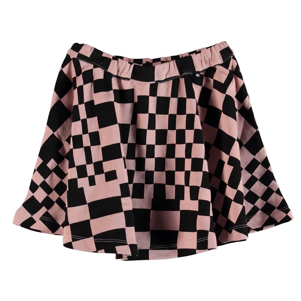 Bibi - Grid Check - Kjol