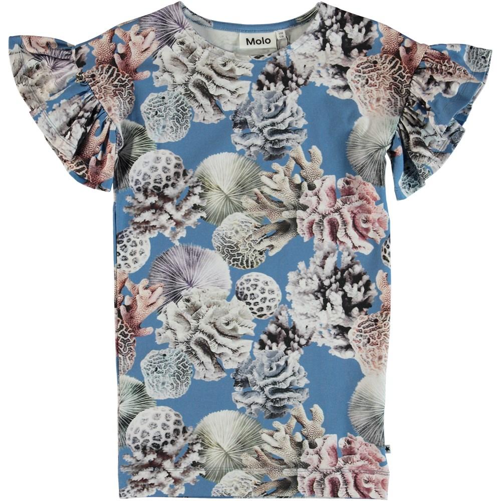 Coralie - Coral Reef - Klänning