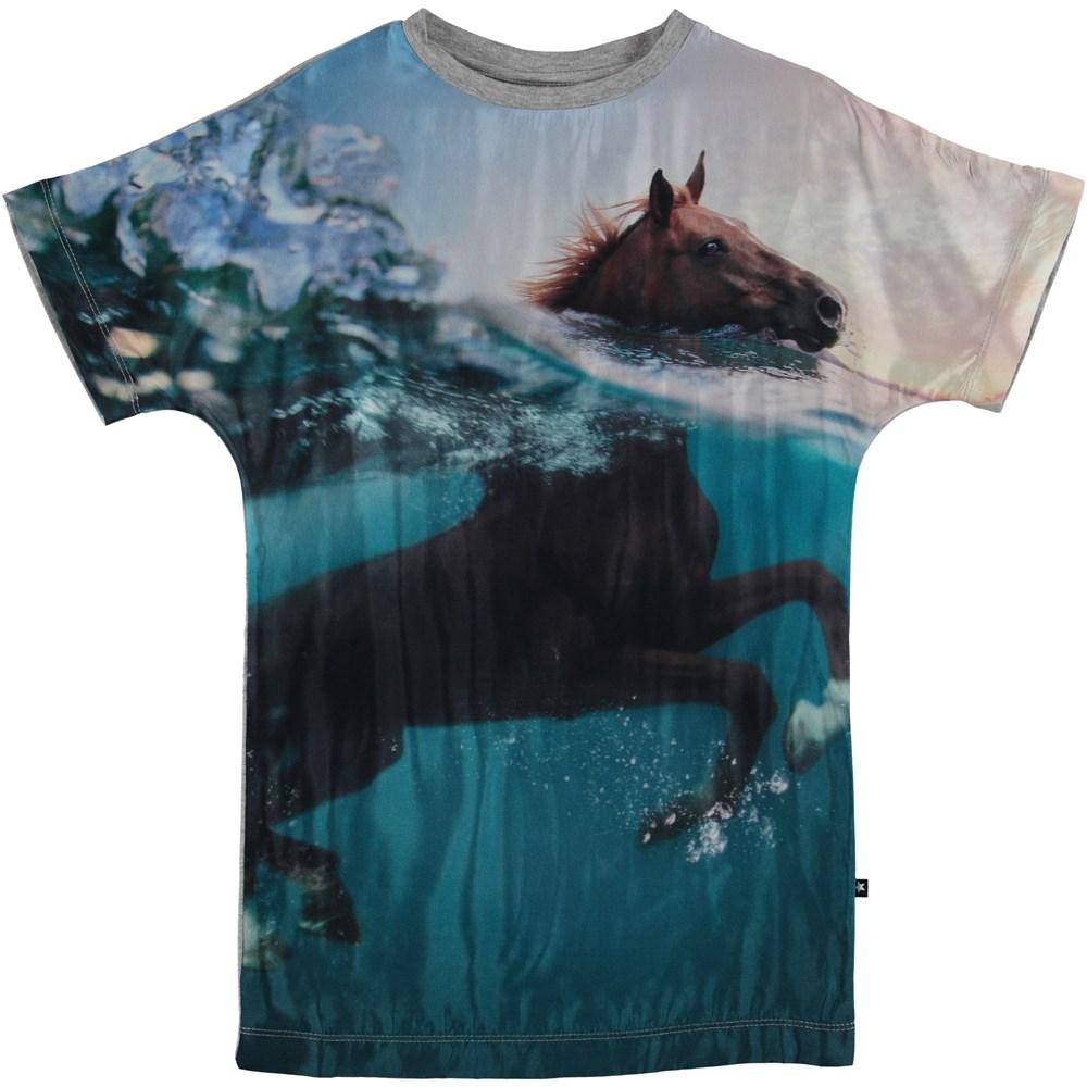 Cyrille - Swimming Horse - Klänning - S
